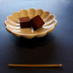 話題の豆腐生チョコ